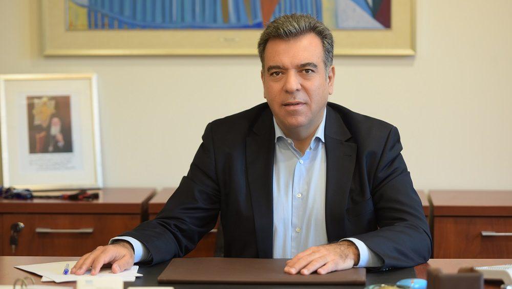 Μάνος Κόνσολας Υφυπουργός Τουρισμού
