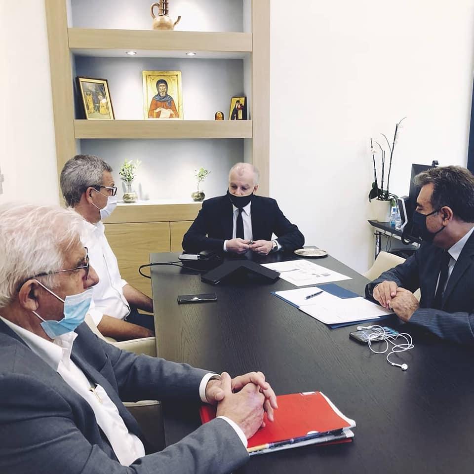 κόνσολας, Δήμαρχο, Καμπουράκης